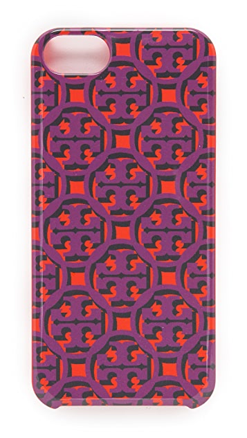 Tory Burch Logo Lattice iPhone 5 Case