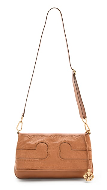Tory Burch Amalie Fold Over Messenger Bag
