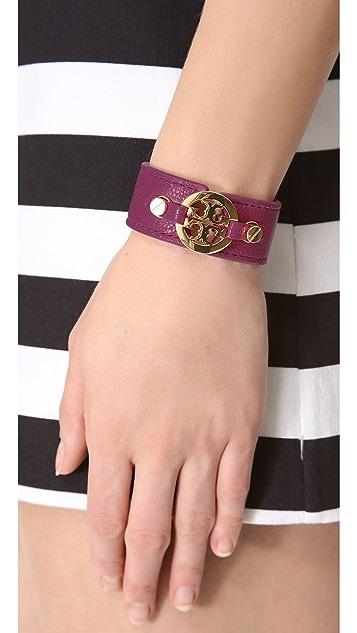 Tory Burch Skinny Double Snap Bracelet