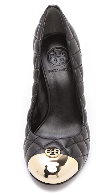 Tory Burch Kaitlin Wedge Pumps