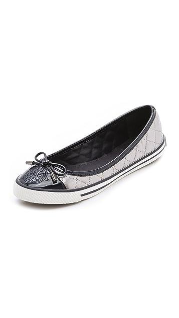 Tory Burch Skyler Quilted Sneaker Flats