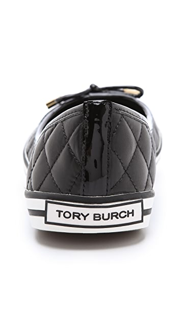 Tory Burch Skyler Quilted Sneakers