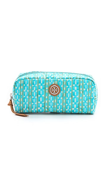 Tory Burch East West Cosmetic Case