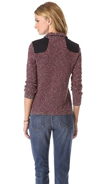 Tory Burch Peg Sweater