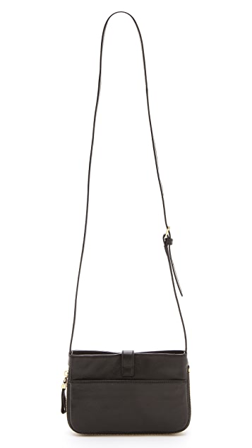 Tory Burch Clay Mini Cross Body Bag