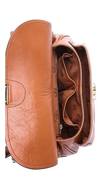 Tory Burch Saddalrina Large Saddle Bag