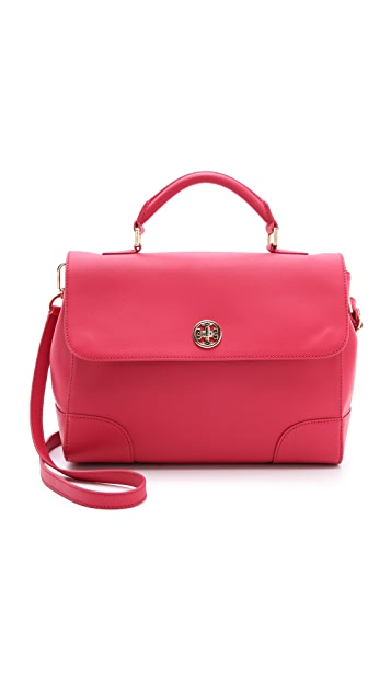 Tory Burch Robinson Top Handle Satchel