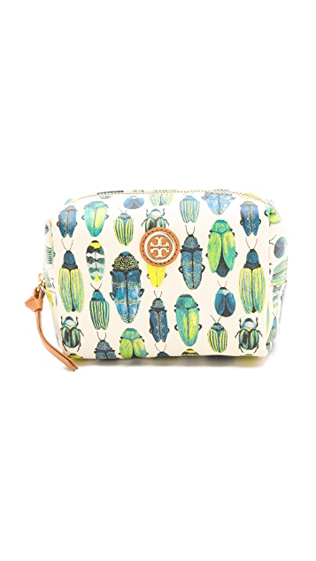 Tory Burch Kerrington Brigitte Cosmetic Case