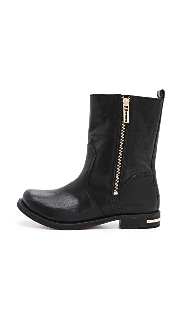 Tory Burch Elyse Zip Side Booties