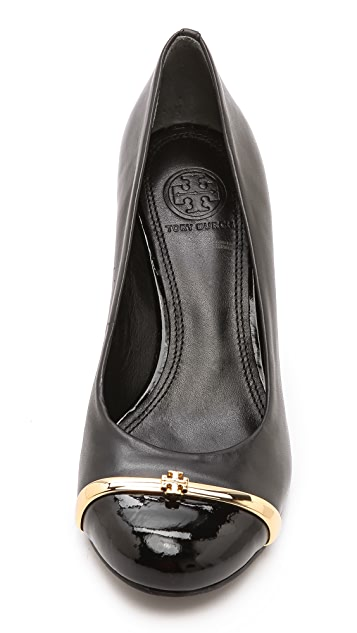 Tory Burch Pacey Wedge Pumps