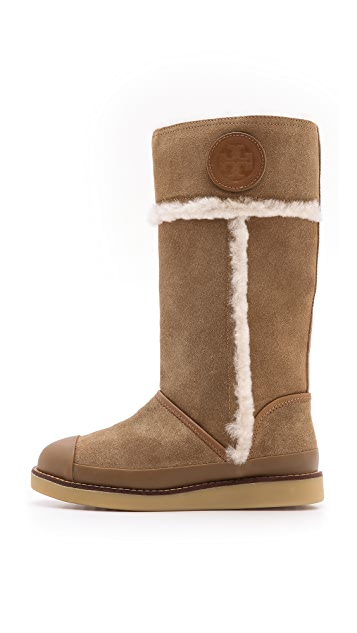 Tory Burch Nadine Mid Shaft Boots