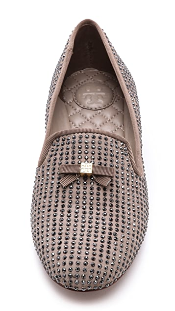 Tory Burch Chandra Smoking Slippers