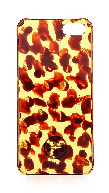 Tory Burch Tortoise Hardshell iPhone 5 Case