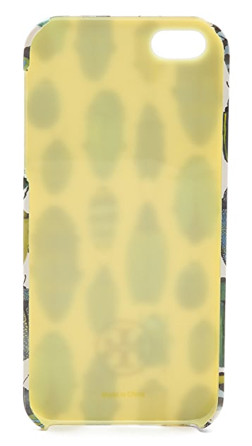 Tory Burch Multi Beetle Hardshell iPhone 5 Case