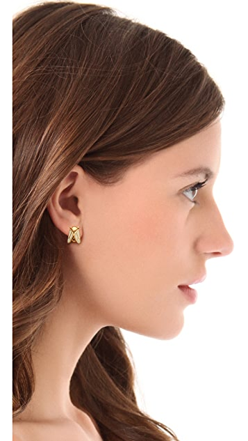 Tory Burch Moser Post Earrings