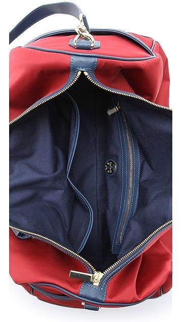 Tory Burch Robinson Nylon Duffel Bag