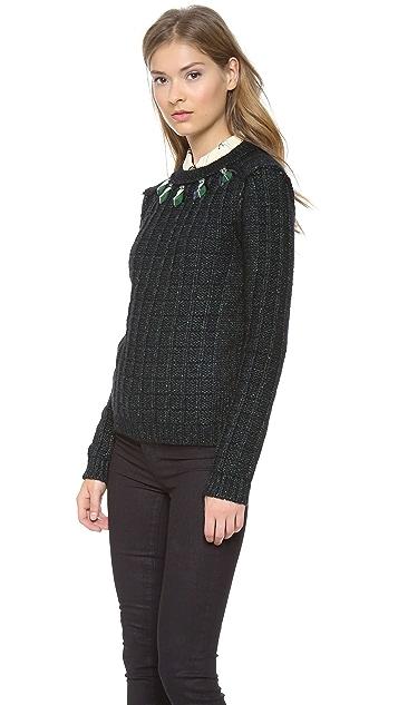Tory Burch Lucy Sweater