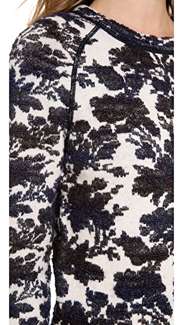 Tory Burch Devon Sweater