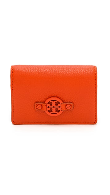 Tory Burch Amanda Foldable Card Case