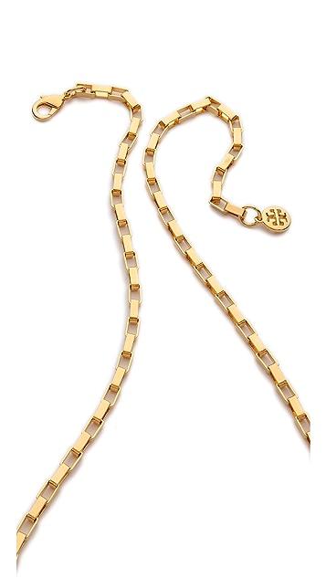 Tory Burch Maja Pendant Necklace