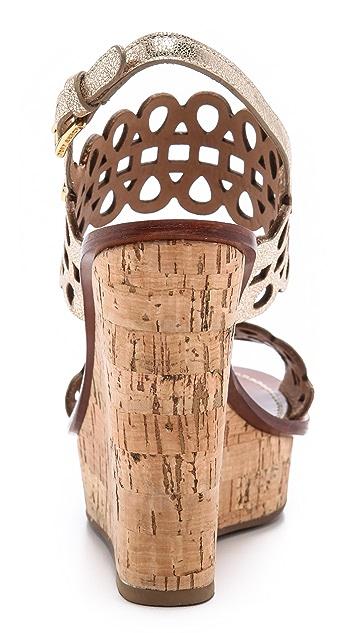 Tory Burch Nori Wedge Sandals