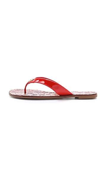 Tory Burch Thora 2 Thong Sandals