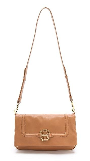 Tory Burch Amanda Fold Over Messenger Bag