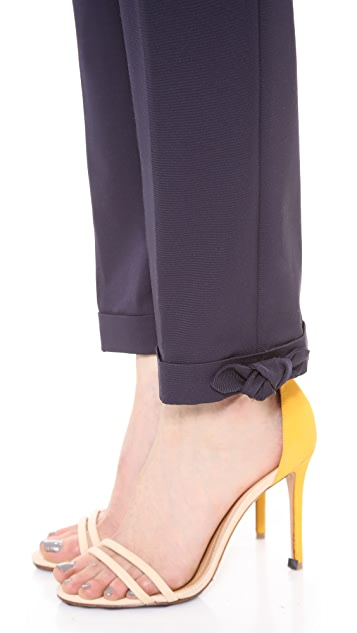 Tory Burch Anais Bow Pants