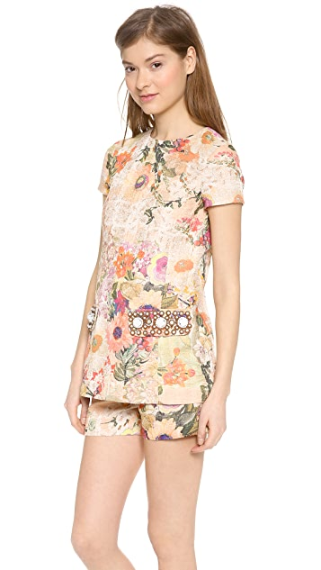 Tory Burch Jillian Tunic