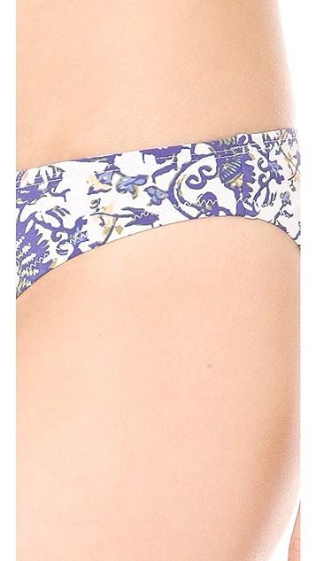 Tory Burch Madura Hipster Bikini Bottoms
