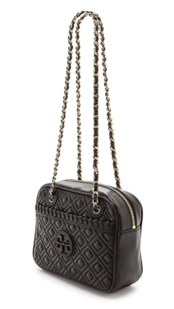 Tory Burch Marion Quilted Cross Body Bag | SHOPBOP : marion quilted crossbody - Adamdwight.com