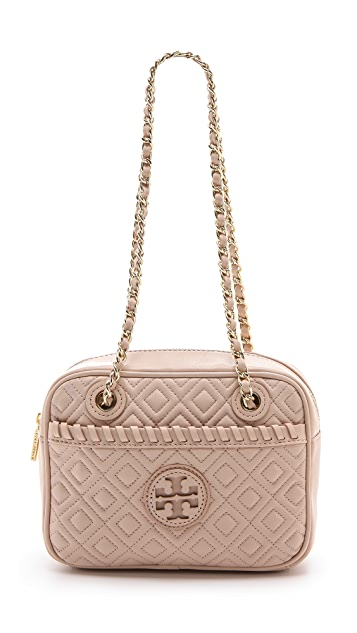 Tory Burch Marion Quilted Cross Body Bag