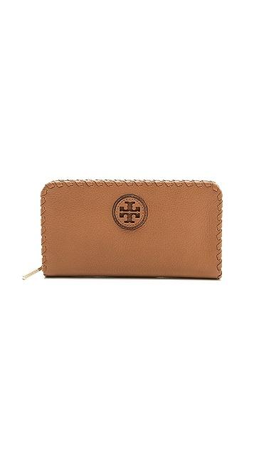 Tory Burch Marion Zip Continental Wallet