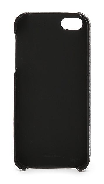 Tory Burch Robinson Saffiano Hardshell iPhone 5 / 5S Case