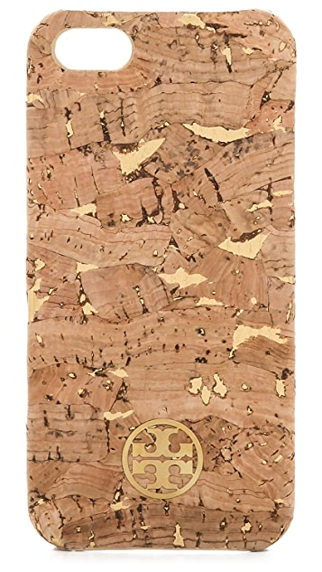 Tory Burch Metallic Cork iPhone 5 / 5S Hardshell Case