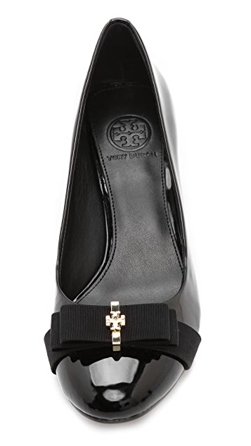 Tory Burch Trudy Cap Toe Pumps