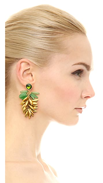 Tory Burch Brynn Drop Earrings