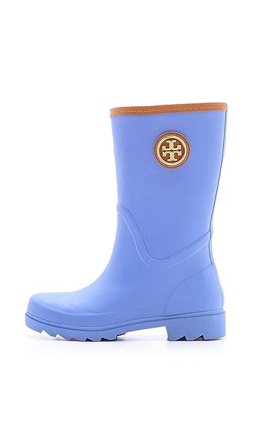 Tory Burch Maureen Rain Boots