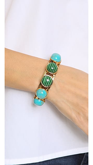 Tory Burch Tacher Cuff Bracelet