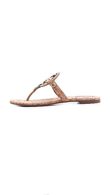 Tory Burch Miller 2 Cork Sandals