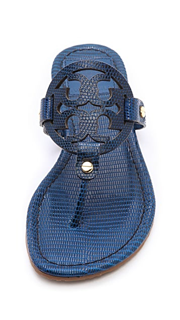 1429f06bfde7 ... Tory Burch Miller Tejus Print Sandals ...