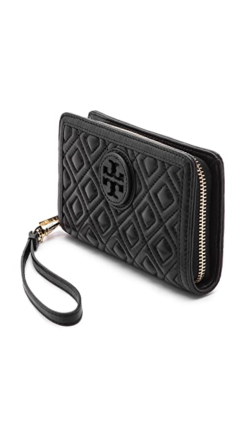Tory Burch Marion Smartphone Wristlet