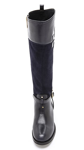 Tory Burch Lizzie Riding Boots