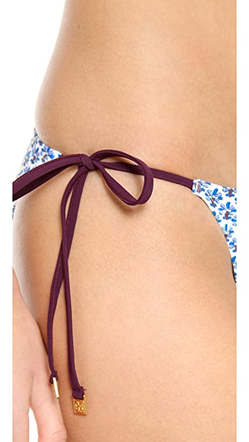 Tory Burch Baja Bikini Bottoms