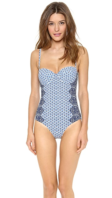 Tory Burch Baja One Piece