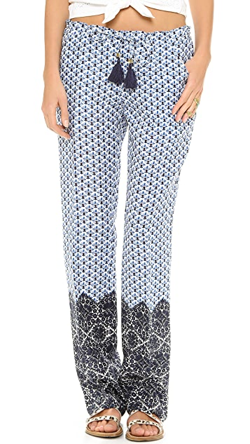 Tory Burch Baja Pants