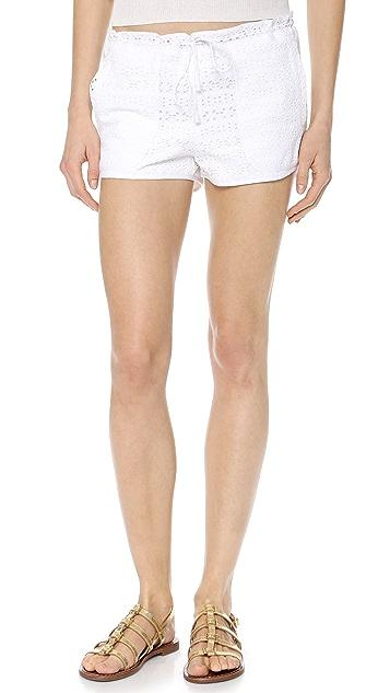 Tory Burch Encintas Shorts