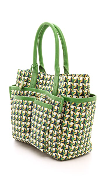 Tory Burch Printed Gardening Tote