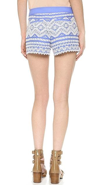 Tory Burch Veronique Shorts