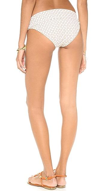 Tory Burch Maroma Bikini Bottoms